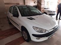 پژو 206 (تیپ2) 1399 سفید در شیپور-عکس کوچک