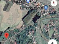 282 متر زمین باپروانه ساخت نزدیک دریا  شفارود رضوانشهر در شیپور