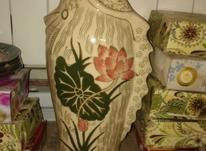 گلدان چینی خارجی در شیپور-عکس کوچک