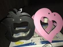 لوستر اتاق خواب طرح قلب و اپل در شیپور