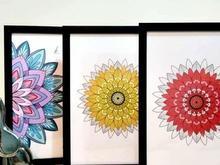 پذیرش سفارش انواع تابلو ماندالا  در شیپور