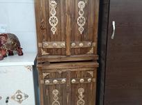 جاکفشی چوبی سنتی مدل درب قدیمی   در شیپور-عکس کوچک