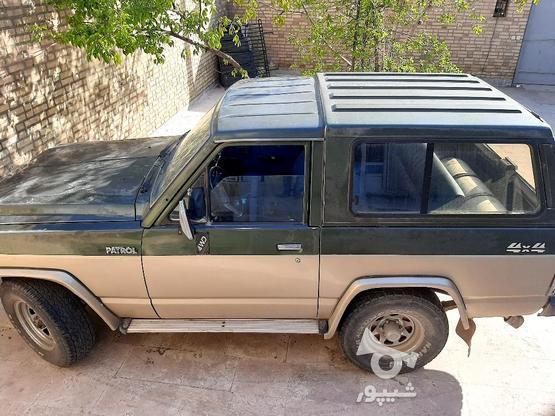 پاترول دودر مدل 76بدون رنگ بدون هیچ عیب نقص در گروه خرید و فروش وسایل نقلیه در آذربایجان غربی در شیپور-عکس1