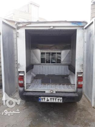 اتاق باری  وانت پراید در گروه خرید و فروش وسایل نقلیه در آذربایجان غربی در شیپور-عکس2