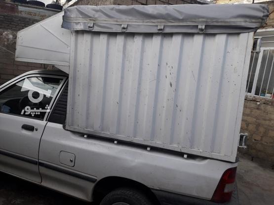 اتاق باری  وانت پراید در گروه خرید و فروش وسایل نقلیه در آذربایجان غربی در شیپور-عکس3