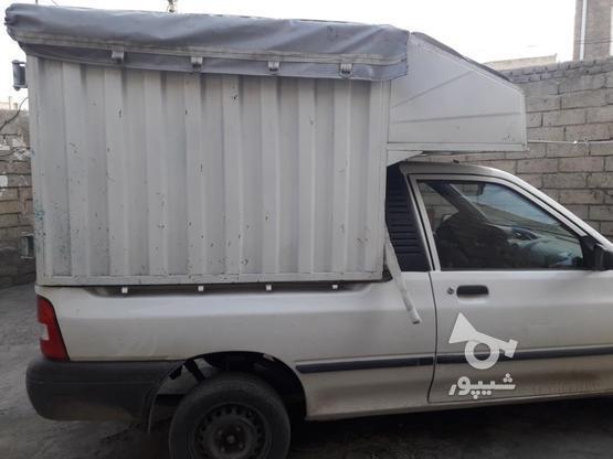 اتاق باری  وانت پراید در گروه خرید و فروش وسایل نقلیه در آذربایجان غربی در شیپور-عکس4