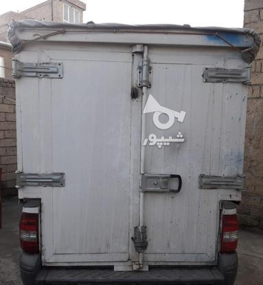اتاق باری  وانت پراید در گروه خرید و فروش وسایل نقلیه در آذربایجان غربی در شیپور-عکس1