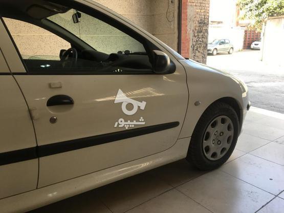 پژو اس دی 206 وی 8 در گروه خرید و فروش وسایل نقلیه در مازندران در شیپور-عکس2