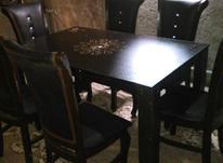 میز و صندلی نهارخوری 6نفره  در شیپور-عکس کوچک
