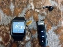 ساعت هوشمند سونی همراه هندزفری  در شیپور