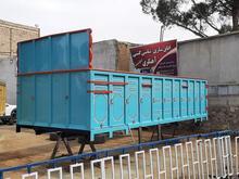 ساخت انواع اتاق های باری و کمپرسی در شیپور