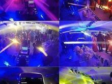 گروه موزیک واجاره باند ورقص نور ستاره شب در شیپور