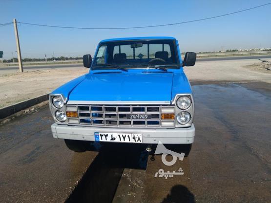 نیسان دوگانه98 در گروه خرید و فروش وسایل نقلیه در خوزستان در شیپور-عکس4