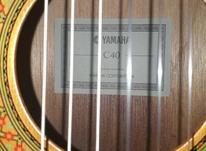 گیتار c40 یاماها در شیپور-عکس کوچک
