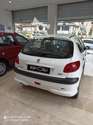 206 (تیپ2) اقساط و نقد در گروه خرید و فروش وسایل نقلیه در تهران در شیپور-عکس3