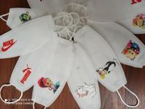 ماسک سه بعدی طرح کودک پک 60 تایی در شیپور