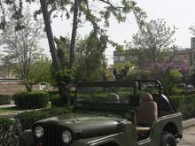 جیپ گالانت66 در شیپور
