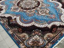 فرش باغ معلق گلی سرمه  در شیپور