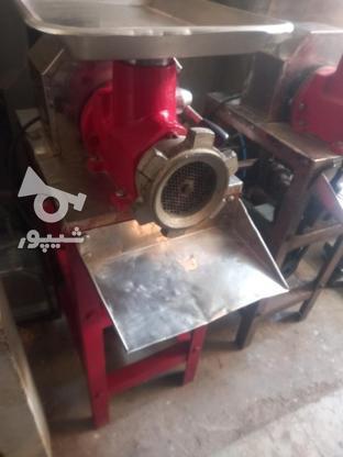 چرخ گوشت پارس  در گروه خرید و فروش صنعتی، اداری و تجاری در خوزستان در شیپور-عکس1