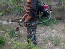چمن زنی باغ وزمین کشاورزی وغیره  در شیپور