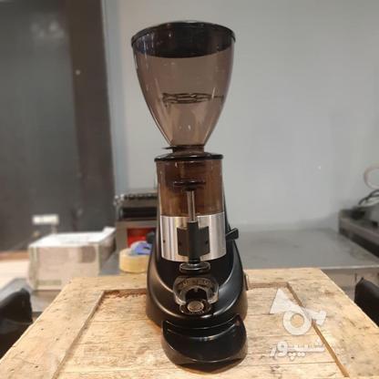 آسیاب قهوه لاسپازیاله دوزردار آسترو در گروه خرید و فروش صنعتی، اداری و تجاری در تهران در شیپور-عکس1
