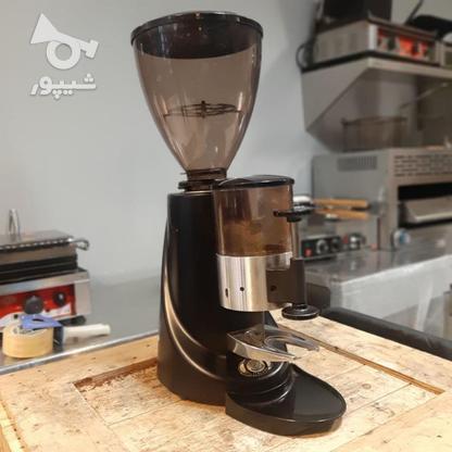 آسیاب قهوه لاسپازیاله دوزردار آسترو در گروه خرید و فروش صنعتی، اداری و تجاری در تهران در شیپور-عکس2