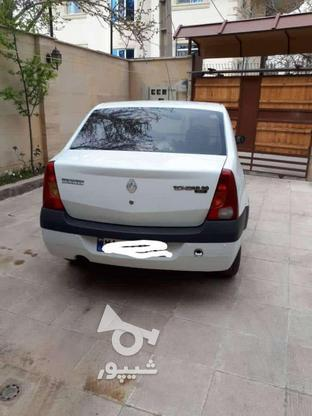 رنو تندر  90 1395 سفید در گروه خرید و فروش وسایل نقلیه در تهران در شیپور-عکس2