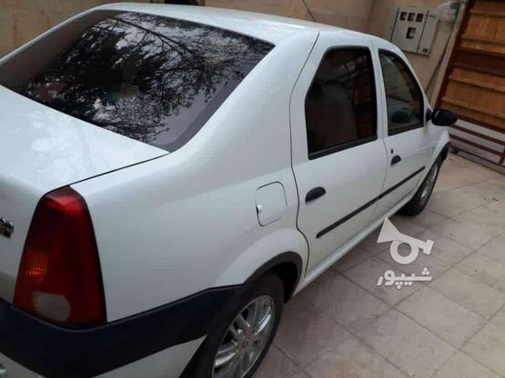 رنو تندر  90 1395 سفید در گروه خرید و فروش وسایل نقلیه در تهران در شیپور-عکس3