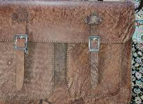 ست کیف چرم شتر زنانه مردانه در شیپور-عکس کوچک