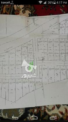 یک قطعه زمین مسکونی 199 متری  در گروه خرید و فروش املاک در آذربایجان شرقی در شیپور-عکس1
