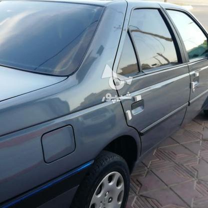 پژو 405GLX 1398 خاکستری در گروه خرید و فروش وسایل نقلیه در فارس در شیپور-عکس1