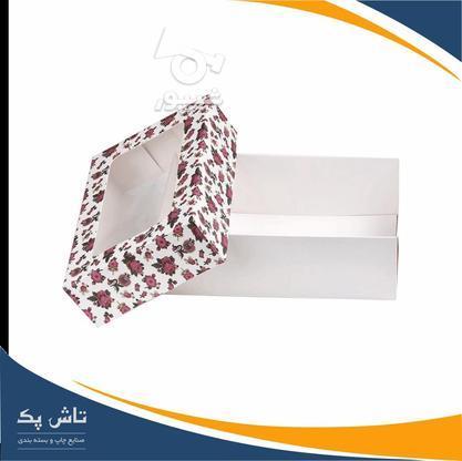 تولید و چاپ جعبه شیرینی در گروه خرید و فروش خدمات و کسب و کار در تهران در شیپور-عکس5