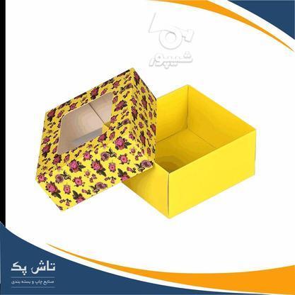تولید و چاپ جعبه شیرینی در گروه خرید و فروش خدمات و کسب و کار در تهران در شیپور-عکس3