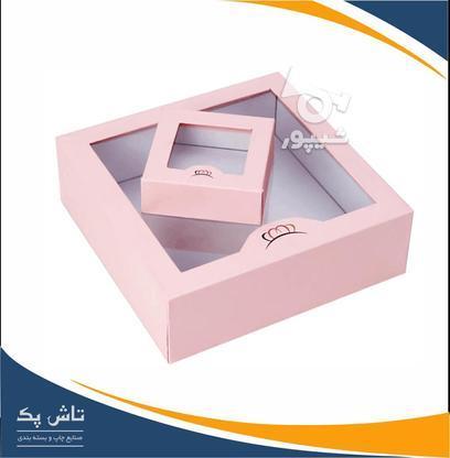 تولید و چاپ جعبه شیرینی در گروه خرید و فروش خدمات و کسب و کار در تهران در شیپور-عکس2