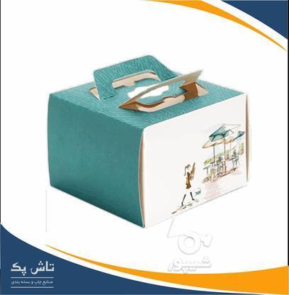 تولید و چاپ جعبه شیرینی در گروه خرید و فروش خدمات و کسب و کار در تهران در شیپور-عکس4