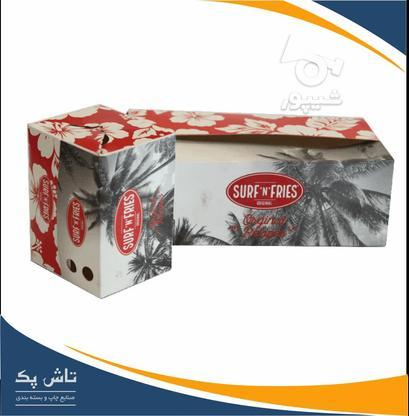 جعبه فست فود در گروه خرید و فروش خدمات و کسب و کار در تهران در شیپور-عکس6