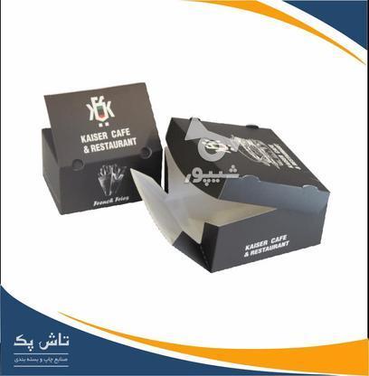 جعبه فست فود در گروه خرید و فروش خدمات و کسب و کار در تهران در شیپور-عکس1
