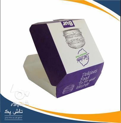 جعبه فست فود در گروه خرید و فروش خدمات و کسب و کار در تهران در شیپور-عکس4