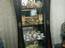 ویترین مدل سنگی ( بدون ظروف داخلش)  در شیپور