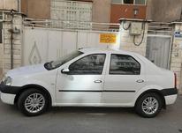 رنو تندر 90 مدل 96 سفید در شیپور-عکس کوچک