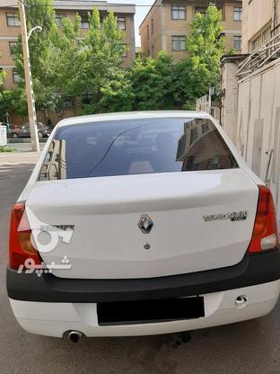 رنو تندر 90 مدل 96 سفید در گروه خرید و فروش وسایل نقلیه در تهران در شیپور-عکس5