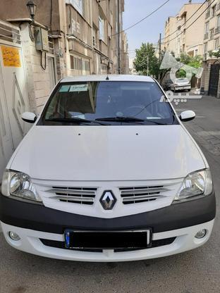 رنو تندر 90 مدل 96 سفید در گروه خرید و فروش وسایل نقلیه در تهران در شیپور-عکس2
