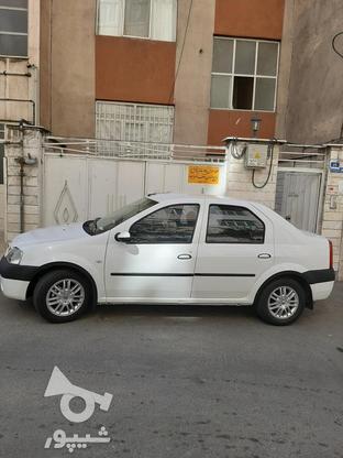 رنو تندر 90 مدل 96 سفید در گروه خرید و فروش وسایل نقلیه در تهران در شیپور-عکس1