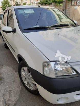 رنو تندر 90 مدل 96 سفید در گروه خرید و فروش وسایل نقلیه در تهران در شیپور-عکس4