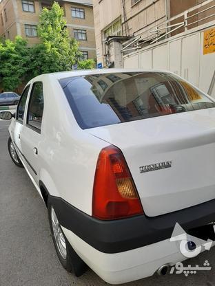 رنو تندر 90 مدل 96 سفید در گروه خرید و فروش وسایل نقلیه در تهران در شیپور-عکس6