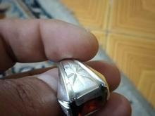 انگشتر کاردست یاقوت در شیپور