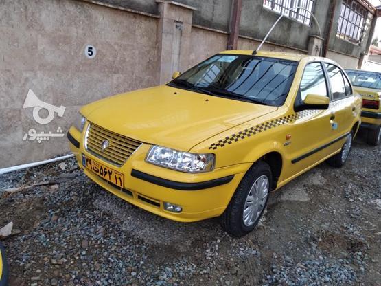 تاکسی تهران سمند صفر گردشی در گروه خرید و فروش وسایل نقلیه در تهران در شیپور-عکس1