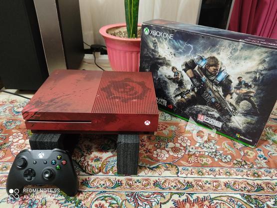 کنسول Xbox one s باندل GEARS OF WAR 4 در گروه خرید و فروش لوازم الکترونیکی در مازندران در شیپور-عکس1