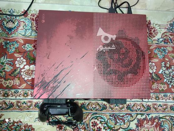 کنسول Xbox one s باندل GEARS OF WAR 4 در گروه خرید و فروش لوازم الکترونیکی در مازندران در شیپور-عکس5