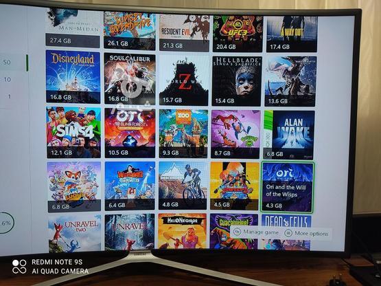کنسول Xbox one s باندل GEARS OF WAR 4 در گروه خرید و فروش لوازم الکترونیکی در مازندران در شیپور-عکس3